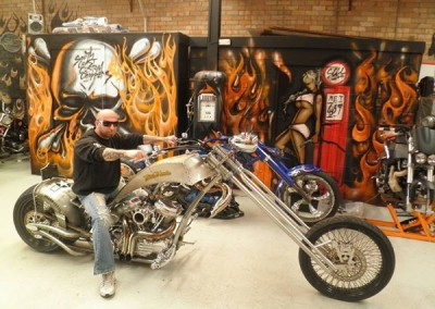 service harley davidson sutherland shire taren point caringbah st george south coast customs