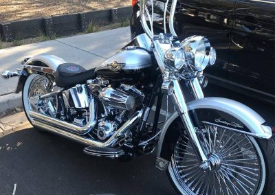 harley davidson heritage softail taren point