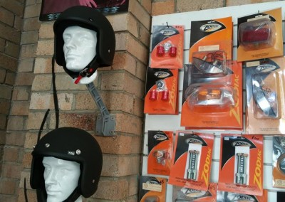 Helmets service harley davidson sutherland shire taren point caringbah st george